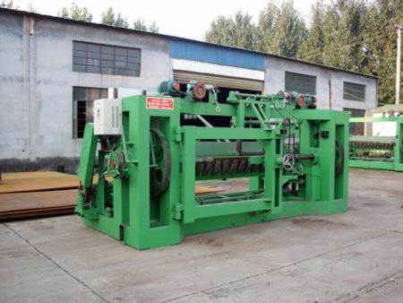 Frequency conversion operation of CNC veneer peeling machine