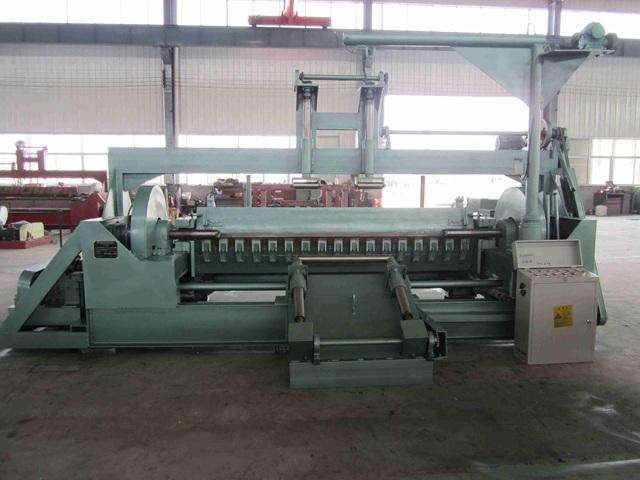 Principles of using veneer peeling machine